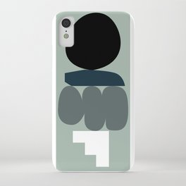 Shape study #19 - Stackable Collection iPhone Case
