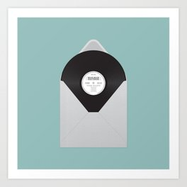 MP33⅓  Art Print