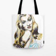 Veronica Lake Tote Bag