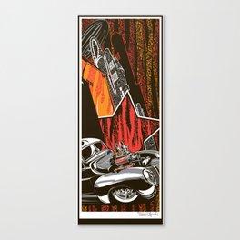 No. 40 High Contrast Canvas Print