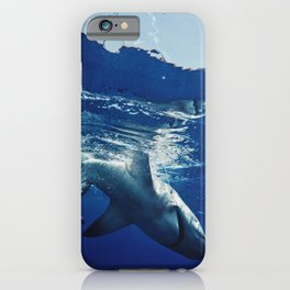 Shark Research iPhone Case
