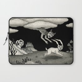 The Abduction Laptop Sleeve