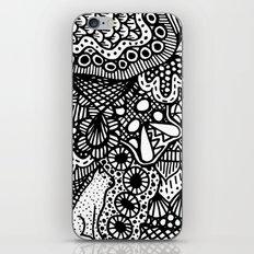 Doodle 13 iPhone Skin