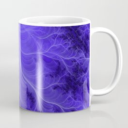 Lightning Nebula Coffee Mug