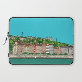 Lyon, France Laptop Sleeve