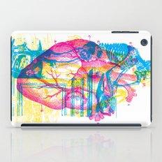 Andreae Vesalii Montage iPad Case