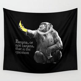 Banana, or not banana Wall Tapestry