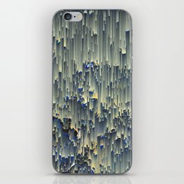 icy window iPhone Skin