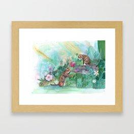 170124 Framed Art Print