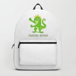 Happy Dance Iguana Backpack