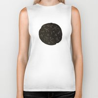 constellations Biker Tanks featuring Constellations by Roxanne Bee