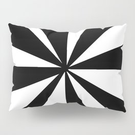Optical pattern 7 Pillow Sham