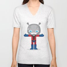 ANTMAN ROBOTIC Unisex V-Neck
