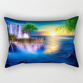 Dreamland-big Rectangular Pillow