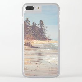If Forever Ends Clear iPhone Case