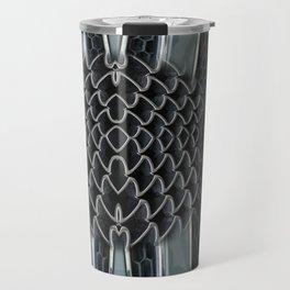 Metal abstract 2 Travel Mug