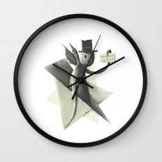 Will die to live Wall Clock