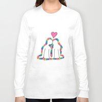 valentines Long Sleeve T-shirts featuring Valentines Day! by Emma's Designs