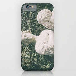 in the park iPhone Case