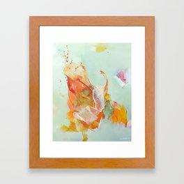 Sunday Kind of Love Framed Art Print