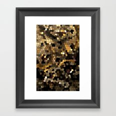 Psychedelic Series Framed Art Print