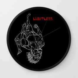 Tricking -LIMITLESS Wall Clock
