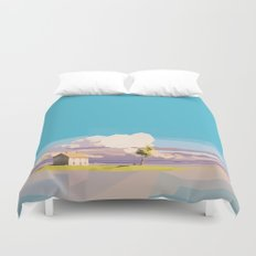 One Way Ride Duvet Cover