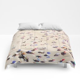 Beach Love VI Comforters