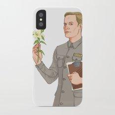 DAVID iPhone X Slim Case