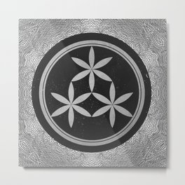 Hela  Metal Print