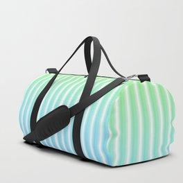 """Peaceful mind"" Minimal geometric art Duffle Bag"