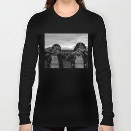 Native Girl Magic Long Sleeve T-shirt