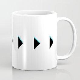 triangle Coffee Mug