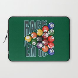 Rack Em Up Laptop Sleeve