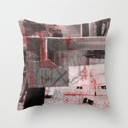 memory and perception 17 Throw Pillow