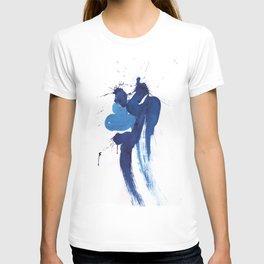 "seria ""BLUE""  title № 2 T-shirt"