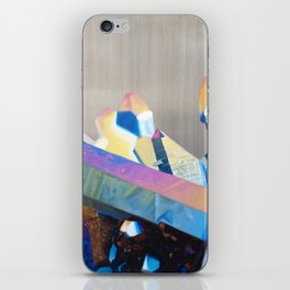 Titanium2 iPhone Skin