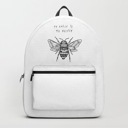 to exist is to resist Backpack