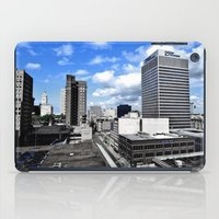 memphis iPad Cases featuring Memphis Blues  by Invert The World