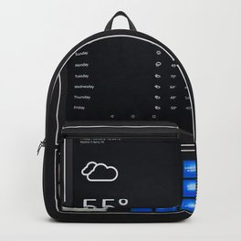 Halo 9000 Temperature Backpack