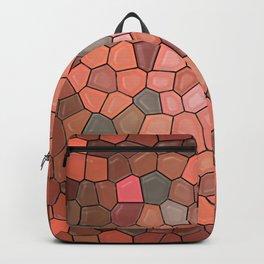 Terracotta Mosaic Backpack