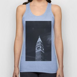 St Mark's Campanile Unisex Tank Top