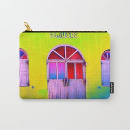 in technicolor Carry-All Pouch