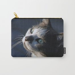 Domestic Short-haired Cat Carry-All Pouch