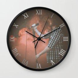 Rockhead Wall Clock