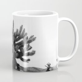 Cholla Cactus Garden XI Coffee Mug