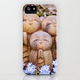 Kamakura 6 iPhone Case