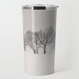 Snowy Travel Mug