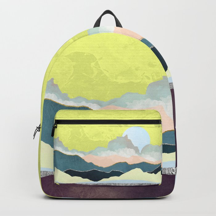 Pastel Afternoon Backpack