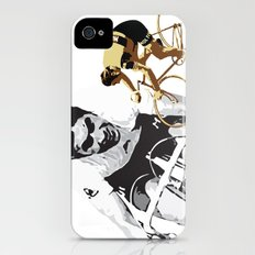 cycling legend Eddy 'The Cannibal' Merckx iPhone (4, 4s) Slim Case